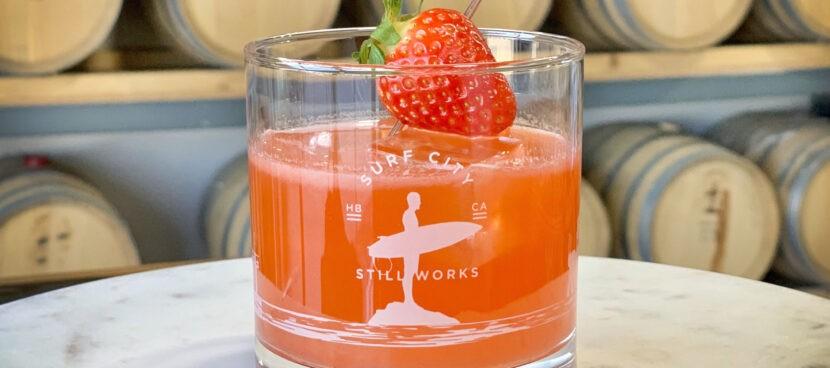 SCSW Valentine's Date Night Craft Cocktail Recipe