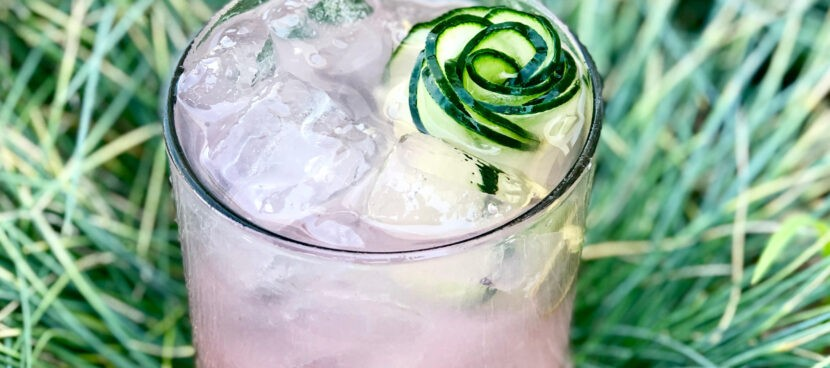 SCSW Tipsy Rose Craft Cocktail Recipe