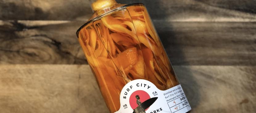 SCSW Orange Liqueur DIY Recipe