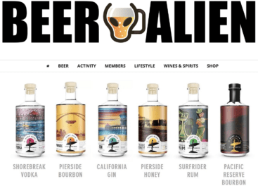 SCSW Highlighted on Beer Alien Blog