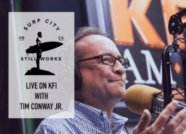 Hand Sanitizer Production: KFI AM 640 with Tim Conway Jr.