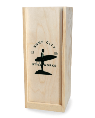 surf city gift box design